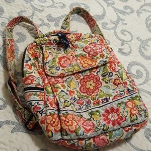 Vera Bradley backpack - crafters special